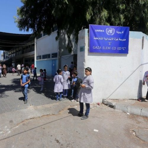 UNRWA Curriculum Accused of Inciting Violence Against Israel