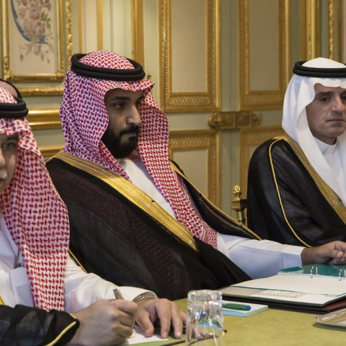 Saudi Arabia Flexes Foreign Policy Muscles
