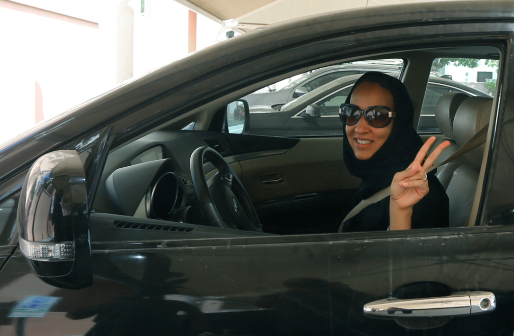 Saudi arabia-past to present- Manal Al Sharif