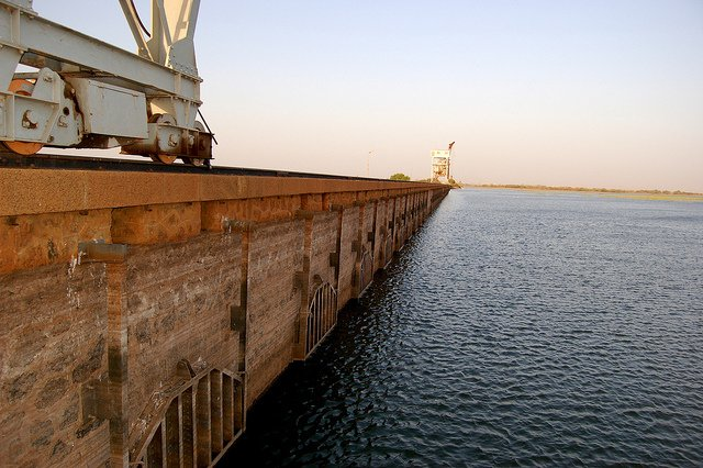 Sennar Dam Sudan Economy