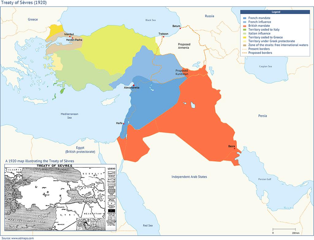 Treaty of Sèvres
