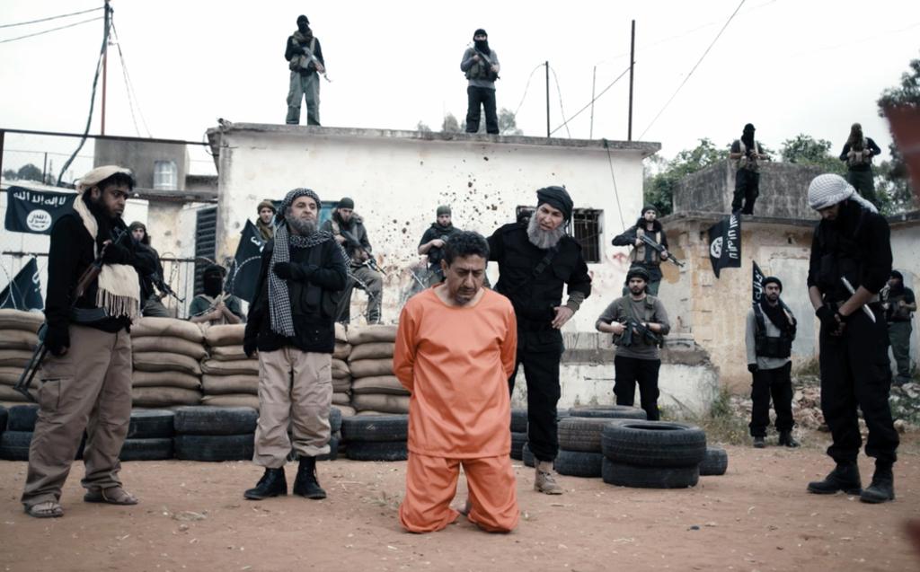 specials-extremism-Saudi comedian Nasser Al-Qasabi in Selfie show