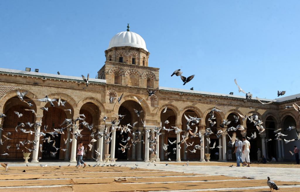religion-Zitouna mosque