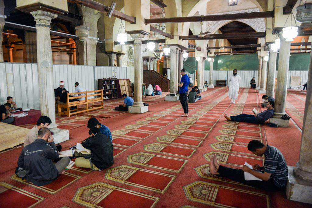 Specials-religion-al-Azhar mosque