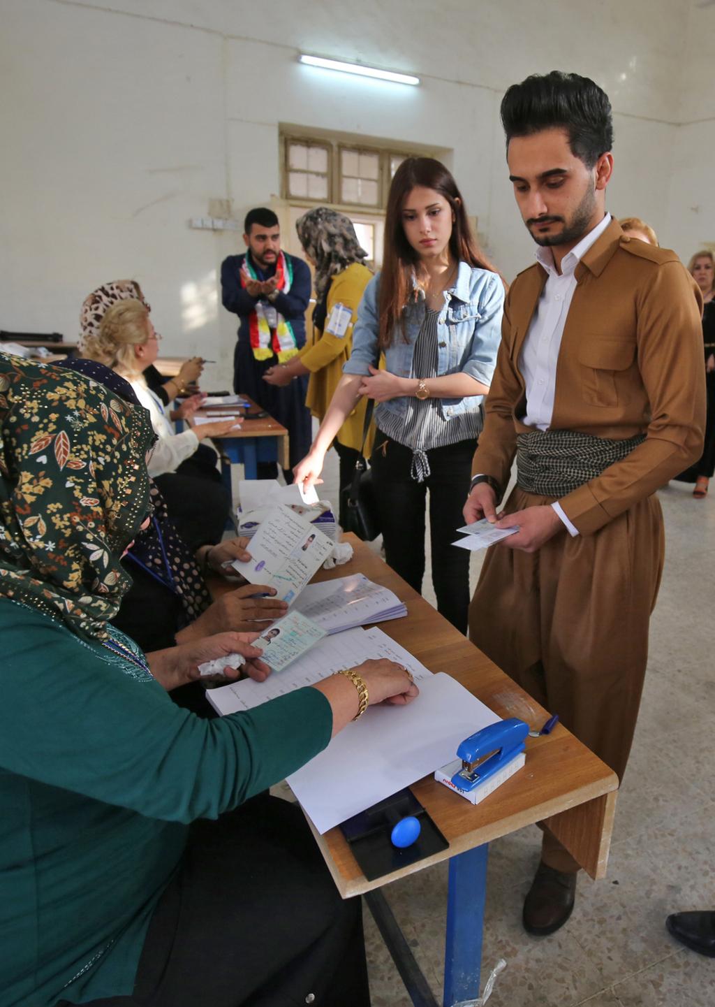 Specials- Kurdish Referendum