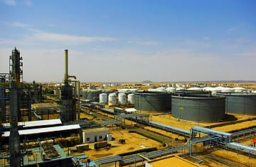 oil in Sudan Economy