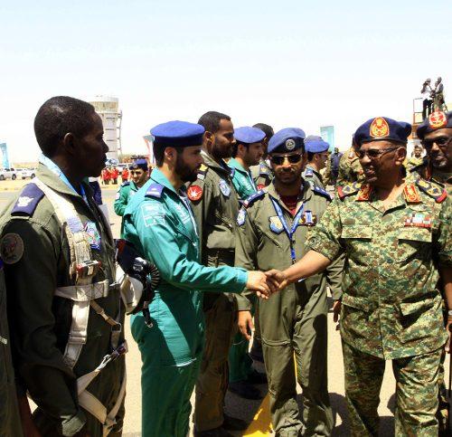 السودان يفك طوق العزلة  برفع العقوبات الأمريكية وتسوية العلاقات مع المملكة العربية السعودية