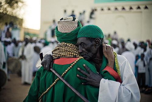 Sudan population sufi