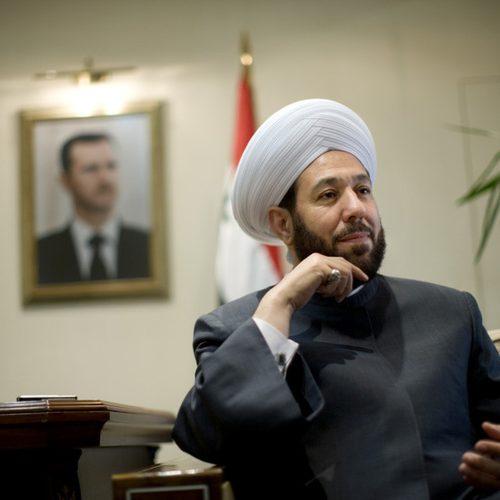 Hassoun: Syria's Controversial Grand Mufti
