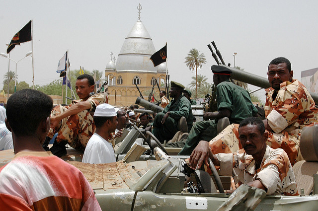Sudan Islamic Coup Omdurman