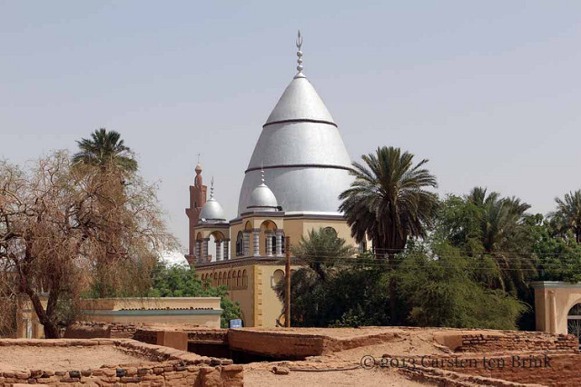 Mahdi Sudan Antiquity