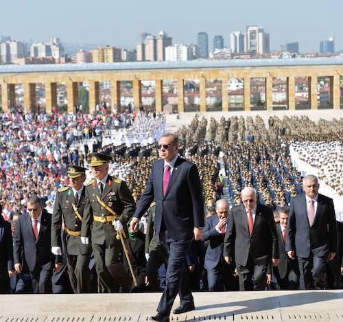 بعد محاولة الإنقلاب الفاشل، عاد الجيش التركي أكثر قوة