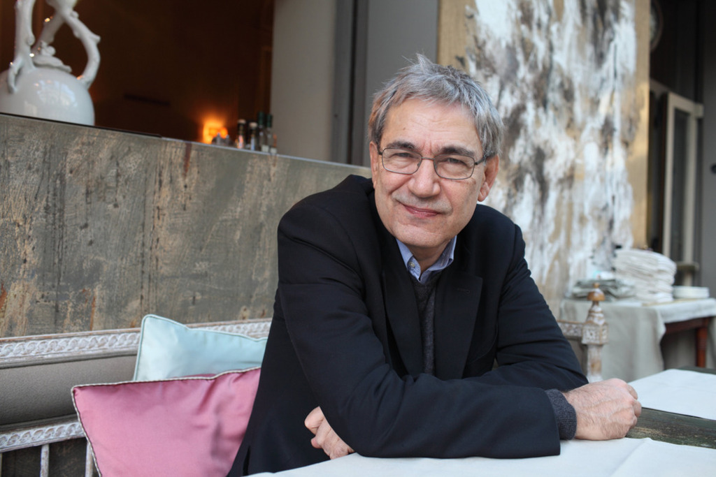 orhan pamuk essays Synopsis: orhan pamuk's first book since winning the nobel prize, other colors is a dazzling collection of essays on his life, his city, his work, and the example of other writers over the last three decades, pamuk has written, in addition to his seven novels, scores of pieces—personal.