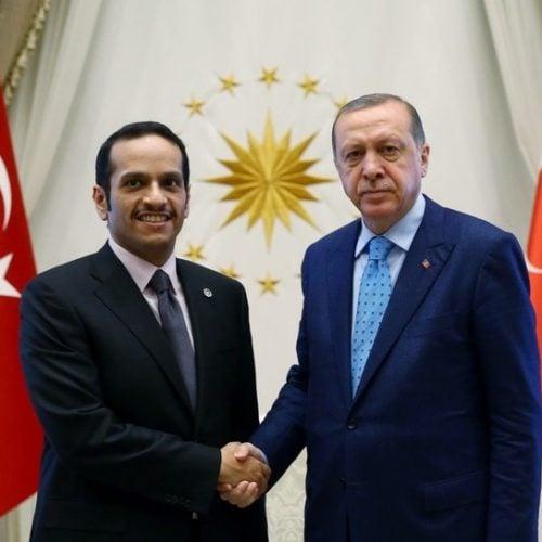وسط تفاقم الأزمة الدبلوماسية، تركيا تراهن على التحالف مع قطر