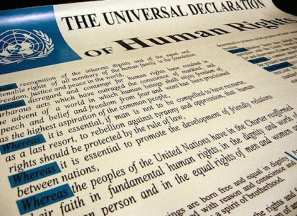 New Chapter – Human Rights