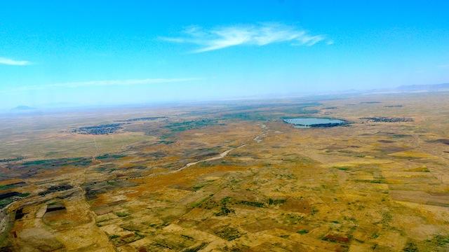 Sudan geography Wadi El Ku