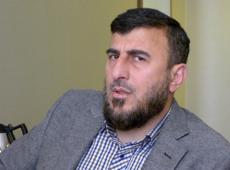 Zahran Alloush Jaish al-Islam