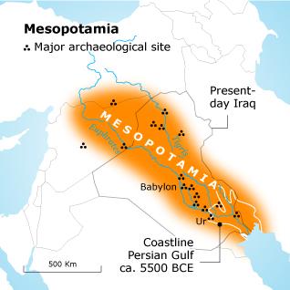 ancient-civilizations_Iraq_mesopotamia_map_05