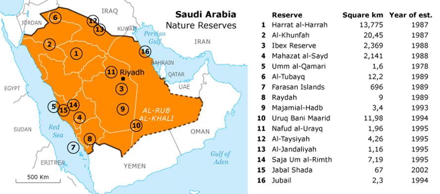 biodiversity-and-natural-environment_sa_wildlife_reserves_map_01