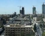 Amman-skyline-and-Amman-Towers