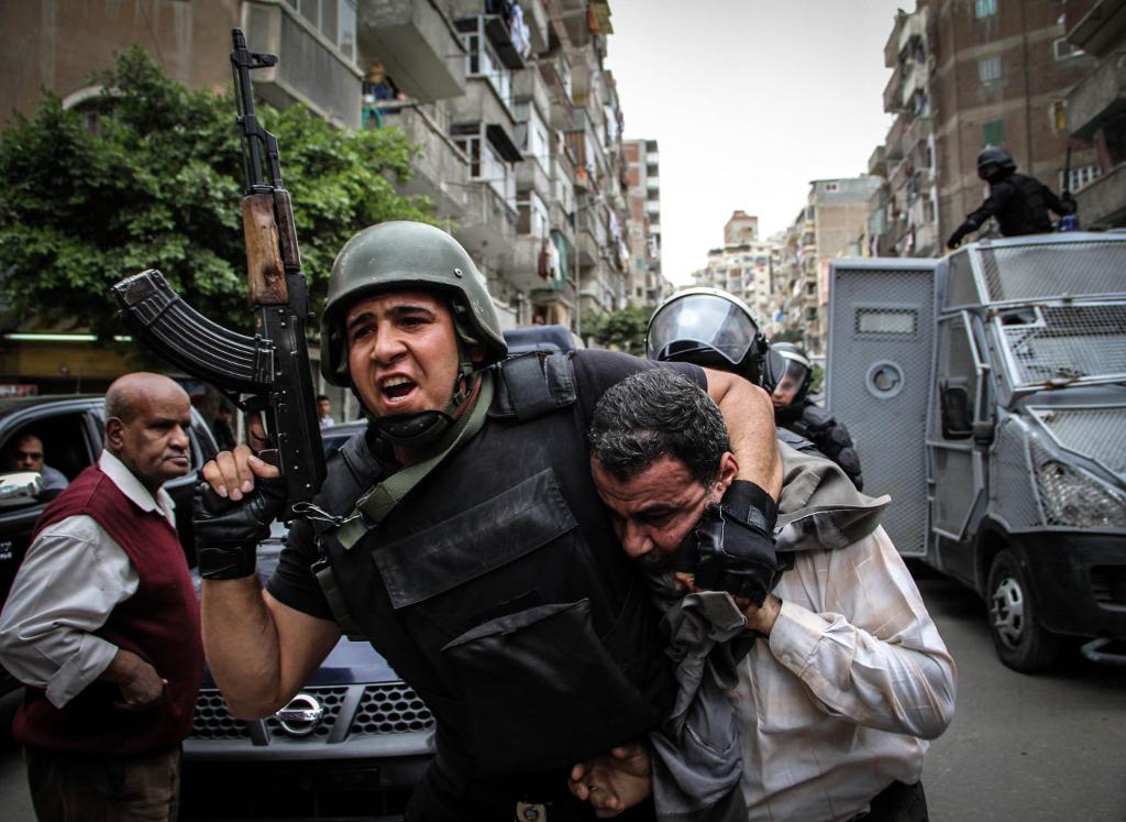 anniversary of the 2011 Egyptian revolution