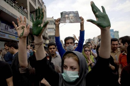 human-rights_iran_2009_supporters_presidential-candidate_Moussavi