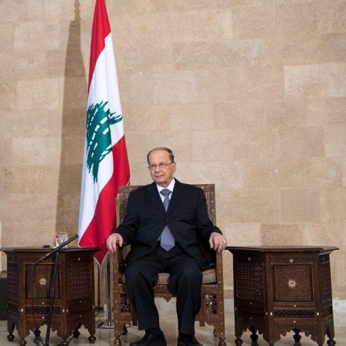President Aoun's Political Tenacity Finally Pays Off