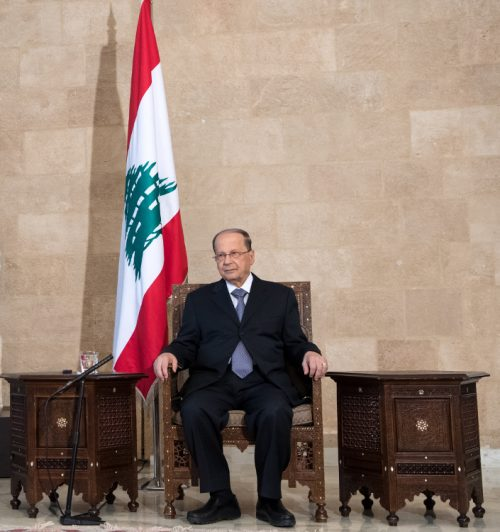 President Aoun's Political Tenacity Finally Pays Off