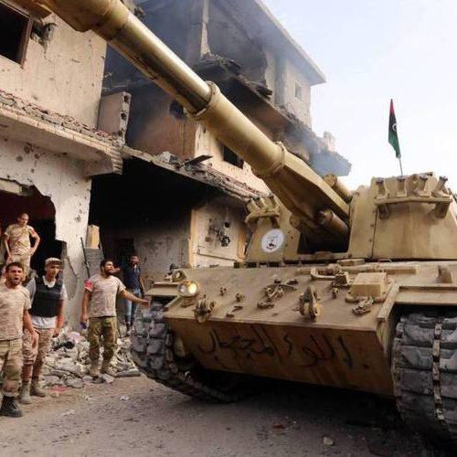 IS Lost Sirte