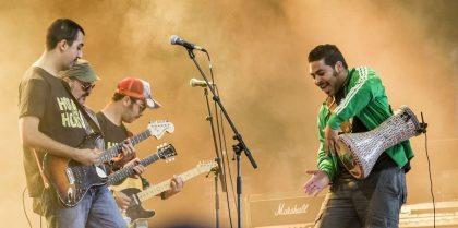 morocco- culture- The Hoba Hoba Spirit band