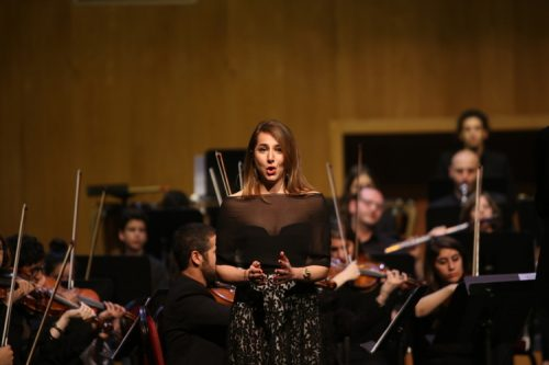 Soprano Dima Bawab on Music, Identity and Being Palestinian Once a Year