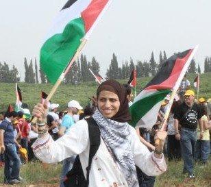في اسرائيل، الكاتبة الفلسطينية دارين طاطور، رهن الاعتقال بسبب شِعرها