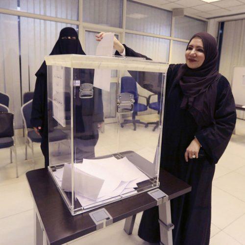 Saudi Women still not granted Full  Rights