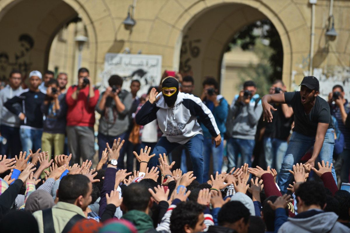 The failing education system in Egypt