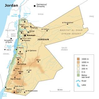Jordan Environment