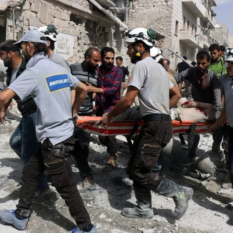 Syria's White Helmets: Fearless Rescue Workers or Terrorist Supporters?