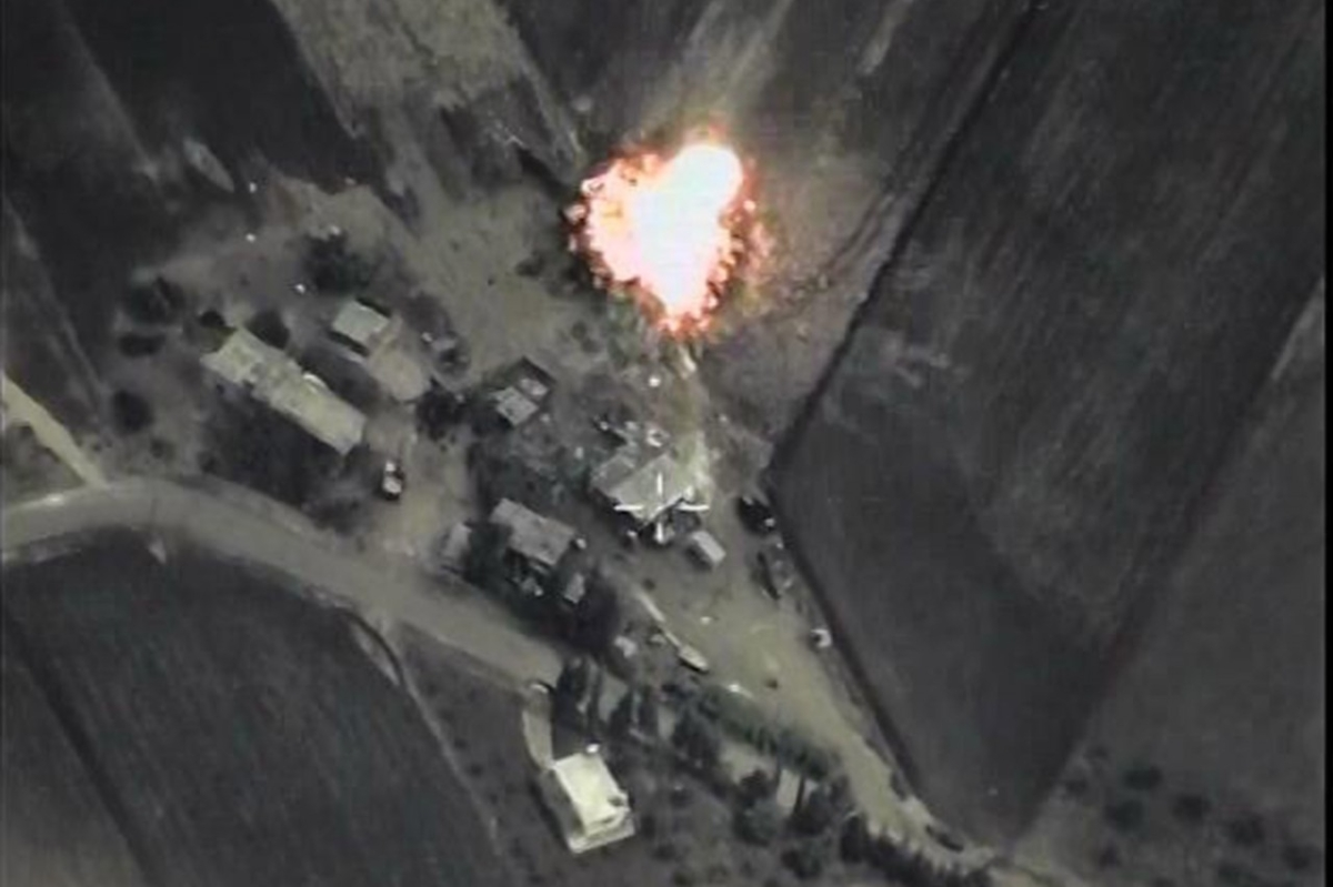 Russia's intervention in Syria complicates the war