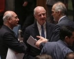 After Iran Deal, Increased Diplomatic Activity to Resolve Syrian Conflict