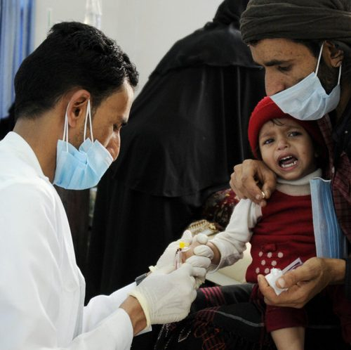 Yemen: Cholera in the Time of War