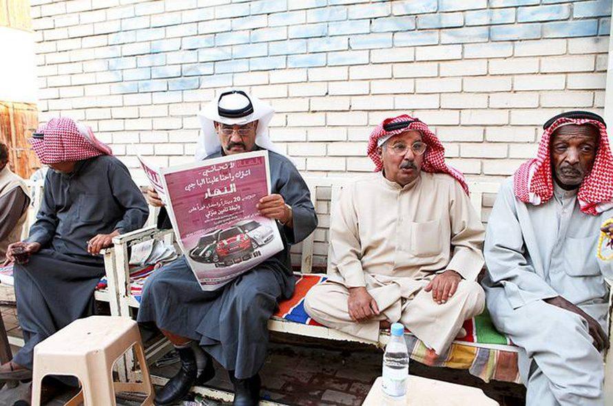 الإعلام في الكويت