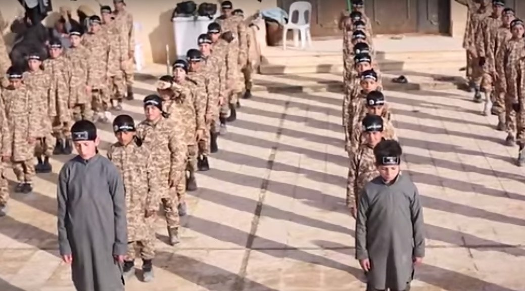 special-extremism-indoctrination-of-children-by-the-IS-youtube_footage-fanack