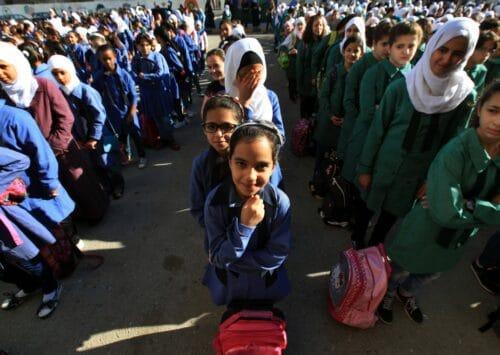 التعليم في الشرق الأوسط