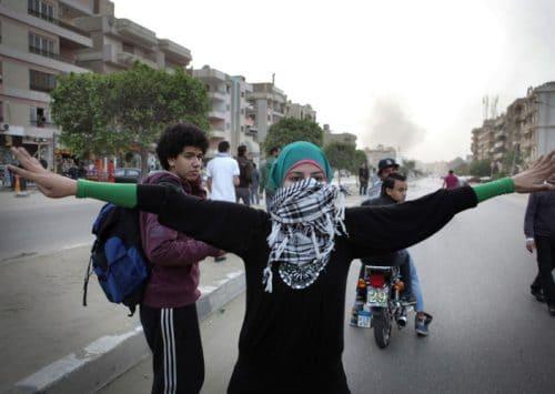 حركات المرأة في شمال إفريقيا بعد الربيع العربي