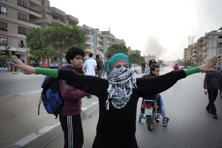 North African Women's Movements After the Arab Spring