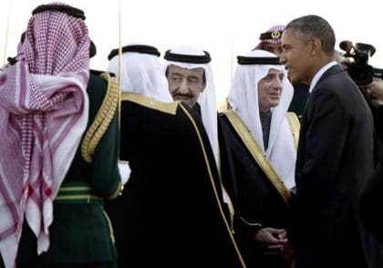 Perception of US policy in the Middle East