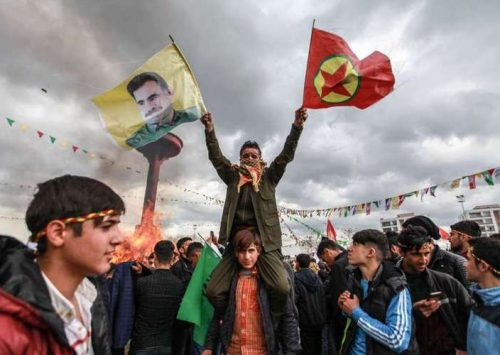 Turkey's Gordian Knot: the Kurds