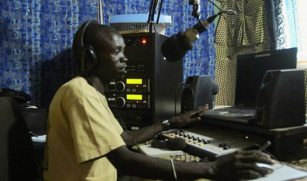 الإعلام في السودان