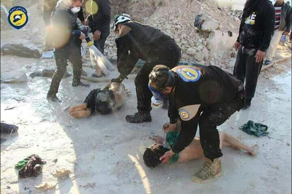 Syria- chemical weapon attack
