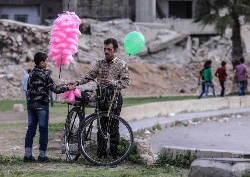 وقف إطلاق النار بدعم الأمم المتحدة يخفف كرب الشعب السوري إلا أنه من غير المحتمل أن ينتهي بحلٍ سياسي