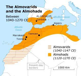 Almoravids and Almohads Libya